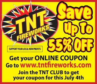 TNT Fireworks Ad