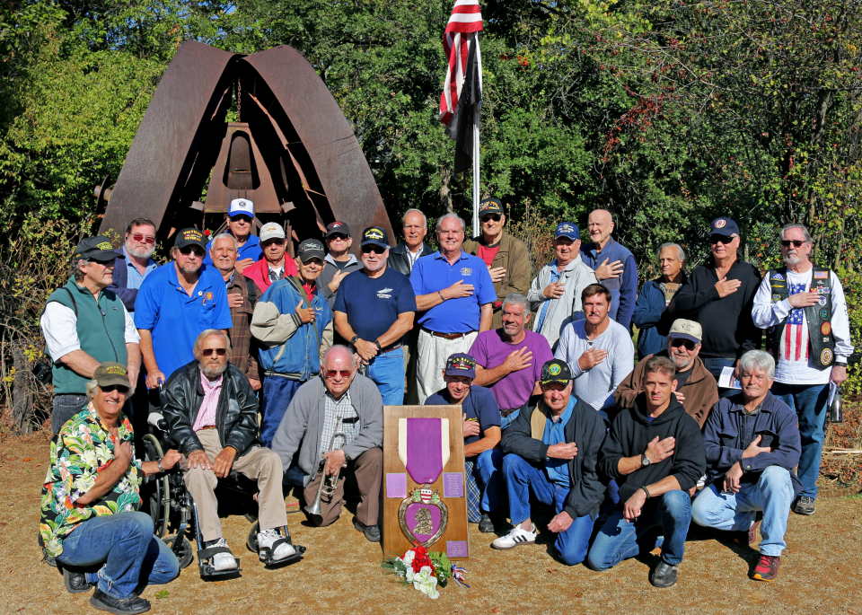 "Absent for the first time in 15 years from the annual Remembrance Day at Earl J. Koobs Nature Area was Earl ""Ranger Jack"" Koobs himself—the La Sierra teacher who began the annual tradition."