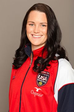 Jessica Steffens, Olympian at the Attacker position earned a Gold Medal in 2012 and a Silver Medal in 2008.
