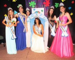 Your new Young Miss Citrus Heights is Makenzie Brookshire, Ms. Citrus Heights is Marianna Klironomos, Mrs. Citrus Heights Is Kristen Weiland-Horton, Jr., Miss Citrus Heights is Alana Mills and Court Keegan Carnahan and Tesla Thurman, Teen Miss Citrus Heights is Ellena Negrete, and your new Queen of Citrus Heights, representing Miss Citrus Heights (now for ladies age 18 and over) is Lucinda Maria Witte.  --Photo courtesy Tamara Barbu-Brown