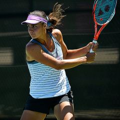 Anhelina Kalinina. For the third year, the tournament is will be part of the US Open Wild Card Series.