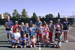 The Sacramento Community Tennis Association, founded in 1999 by Alan Criswell, offers affordable junior tennis programs to more than 300 young-sters in the Sacramento area. 