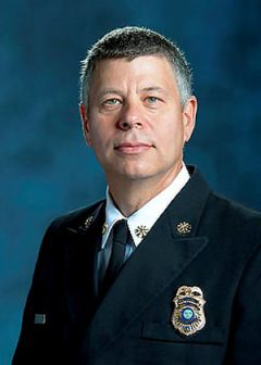 Sacramento Metropolitan Fire District announced on August 5th their selec-tion of Todd Harms as the next Fire Chief.