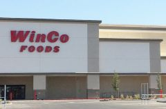 The new WinCo Foods building is approximately 100,000 square feet and will be open 24 hours a day, seven days a week.