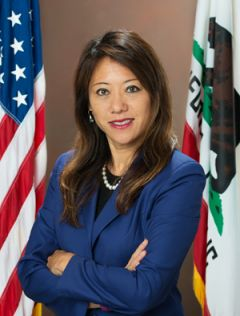 Board Member Fiona Ma, CPA, was elected to the Board of Equalization in November 2014, to represent the Second Equalization District.