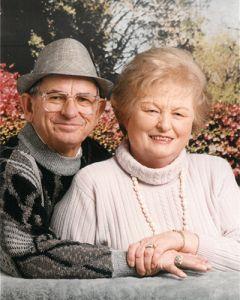 Walter and Irmgard Schichtel