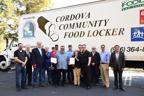 Cordova Community Food Locker Rancho Cordova Ca