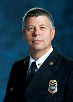 Harms has 35 years of public safety service and most recently spent nine years as an Executive Staff member for the Phoenix Fire Department.