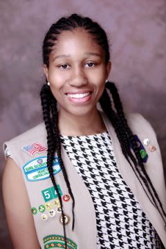 Ayana Watkins is a senior and student body president at Christian Brothers High School. 