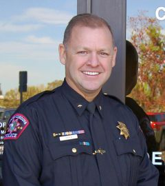 """""""My time serving the Rancho Cordova community as its Police Chief over the past three years has been an absolute pleasure and the best three years of my career,"""" said Chief Goold.  --Photo courtesy City of Rancho Cordova"""
