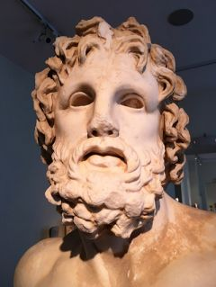 The Greek god Zeus is a popular subject at Athens' National Archaeological  Museum, home of the world's richest collection of artifacts from Greek antiquity. 