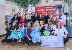 The Spirit of Children Campaign is devoted to helping hospitalized children.