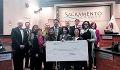 Sacramento County employees held fundraisers, bake sales, a 5-K Walk/Run and a charity golf tournament to raise funds as well as making personal pledges to have one-time or ongoing payroll deductions withdrawn from their paychecks towards charities of their choice.