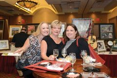 The Cork & Fork raises money to support local children and families. 