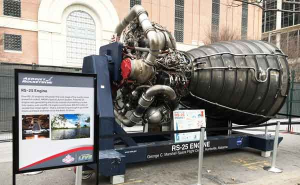 Rocket Engines Made by Aerojet Featured at Future Flight ...