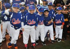 The Cubs are excited about getting the season started.