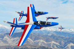 "The French Air Force's Elite ""Patrouille de France"" is set to Perform at Mather Airport on April 15th. This event honors the 100th Anniversary of the U.S. Entering World War I. 