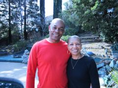 Pictured are Melvin D. Turner and wife Connie.Turner was a member of the Citrus Heights City Council since his election in 2010.