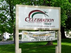 Celebration Church, one of many in the community suffering the longstanding consequences.