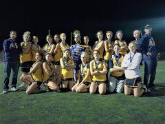 Oak Ridge High School 2017 Girls Lacrosse Champions