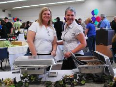Come to the event hungry! There will be many local restaurants and food samples for attendees.  -- MPG file photo.