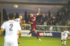 Sacramento Republic FC Player Adam Moffat. Photo courtesy T-Rock Communications