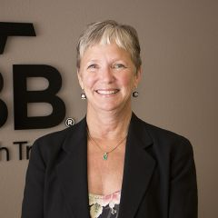 Lynn Conner, new Chief Executive Officer (CEO) of BBB serving Northeast California. Photo courtesy of BBB.