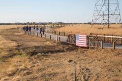 Residents using the Anatolia – Kavala Ranch Bicycle and Pedestrian Trail. Photo courtesy City of Rancho Cordova.