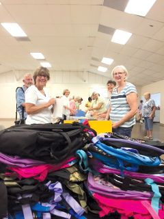 Many Hands, Many Blessings - The Orangevale Women