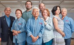 Last year, 2,841 AARP Foundation Tax-Aide volunteers helped more than 184,276 people file their federal and state tax returns. Photo courtesy AARP.