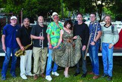 The John Skinner Band. Photo courtesy Susan Skinner