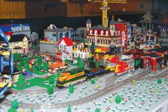 """Come enjoy the """"BIG Weekend of Small Trains"""". Photo provided by T-Rock Communications"""