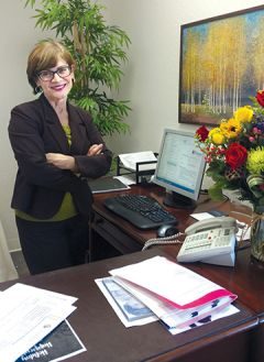 Cendrinne DeMattei, Executive Director, Citrus Heights Chamber of Commerce