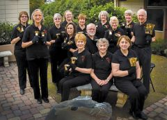 Bel Tempo, a community handbell choir