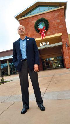 Mayor Jeff Slowey