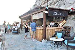 El Farallon is considered the best restaurant in Cabo San Lucas. Photo by David Dickstein