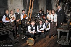 The Paragon Ragtime Orchestra. Visit LiveFromAuburn.com for details. Photo Courtesy of Auburn Placer Performing Arts Center in the Historic State Theatre