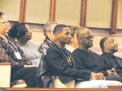 Students of genealogy pay close attention in a class at the 2016 African American Family History Seminar. Photo courtesy Sharon Styles