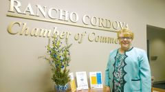 Diann Rogers, President and CEO, Rancho Cordova Chamber of Commerce.
