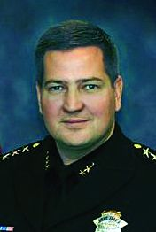 Sheriff Scott Jones
