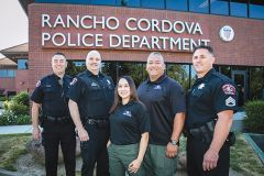 Our School Resource Officers partner with all 19 schools in Rancho Cordova to continue to improve safety for students, teachers and administrators.