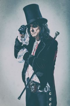 "Alice Cooper recently kicked off his ""Paranormal Evening"" tour. He is set to play locally at Jackson Rancheria on Wednesday, August 15 and his new live album A Paranormal Evening with Alice Cooper at the Olympia Paris drops on August 31."