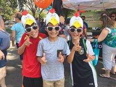 The 13th Annual Fair Oaks Chicken Festival is fun for the whole family. In the heart of Fair Oaks, the festivities take place on Saturday, September 15 from 10AM to 6PM.