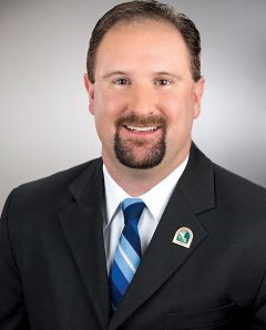 Council Member Donald Terry. Photo courtesy City of Rancho Cordova