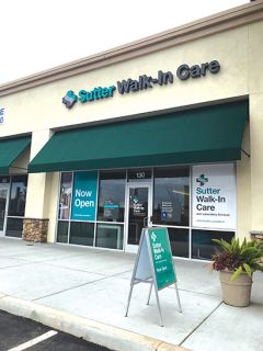 The new center in Rancho Cordova offers same-day, convenient care for non-urgent issues. Photo courtesy Sutter Health.