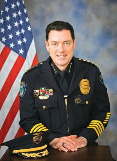 Chief Ron Lawrence