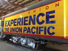For more information about the Experience the Union Pacific Rail Car including stops and tour hours, please visit https://www.up.com/heritage/experience-up/index.htm