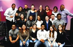 For Outstanding Teen Service: Mentees at Cordova High School (MACH