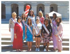 The Miss Rancho Cordova Pageant is scheduled for Saturday, June 29 at the Rancho Cordova City Hall. Photo provided