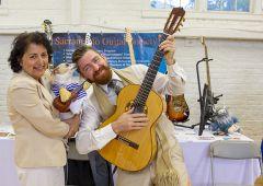 Sacramento Guitar Society. Photo courtesy of SRCF